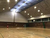 大体育室の画像